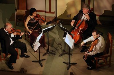 The Chicago Chamber Musicians at the Unity Temple Centennial Gala